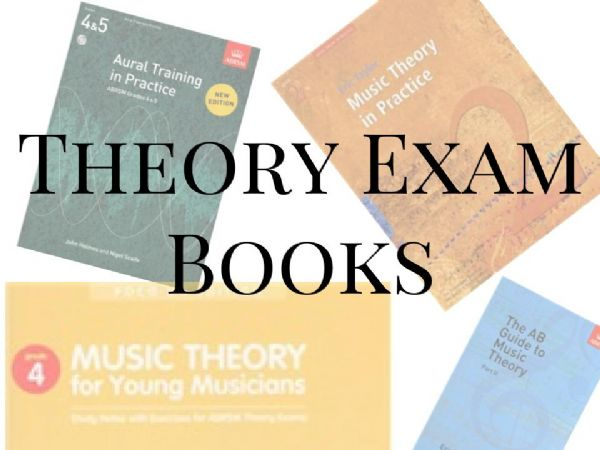 Theory Exam Books